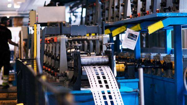 Norwegian factory