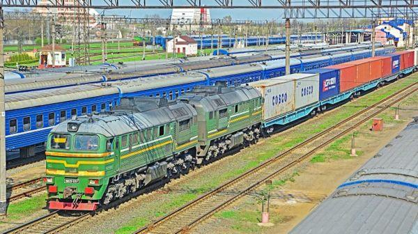 China-Europe trains