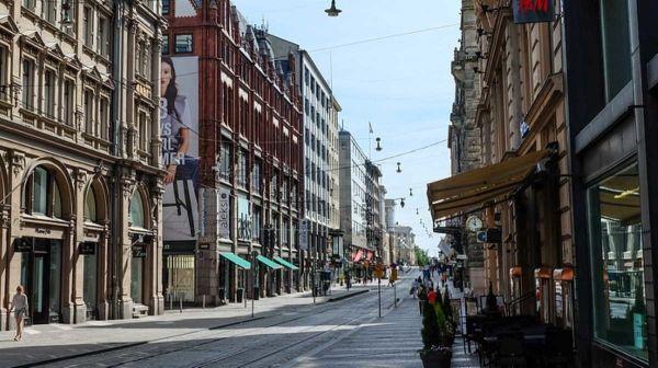Finland street