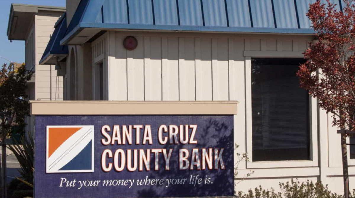 Santa Cruz County Bank