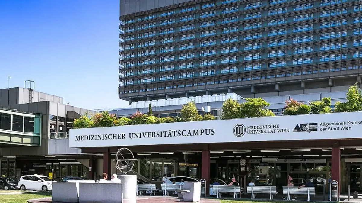 Austria hospital