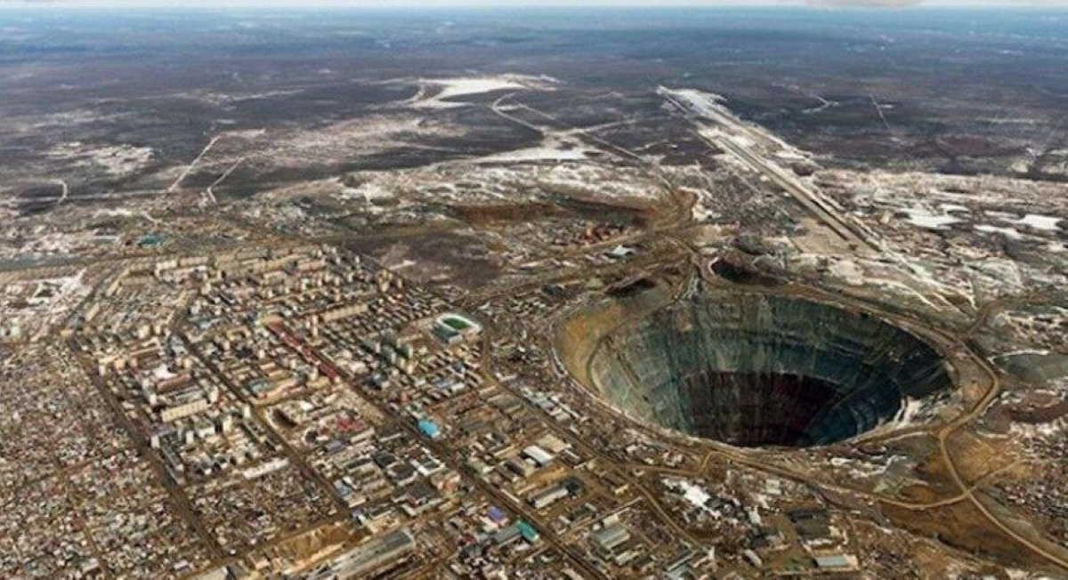 Mirny Mining