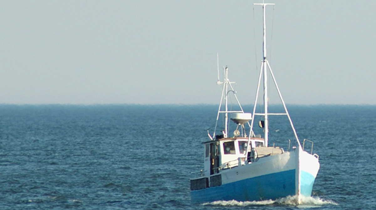Finnish fishermen