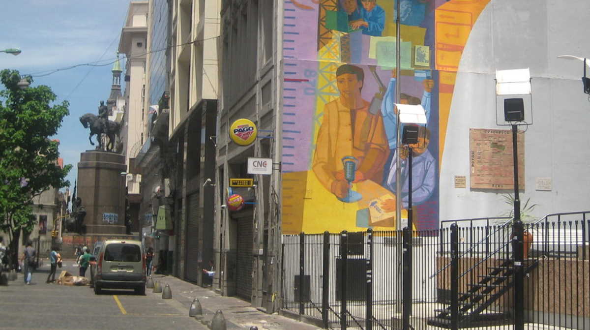 Peru street