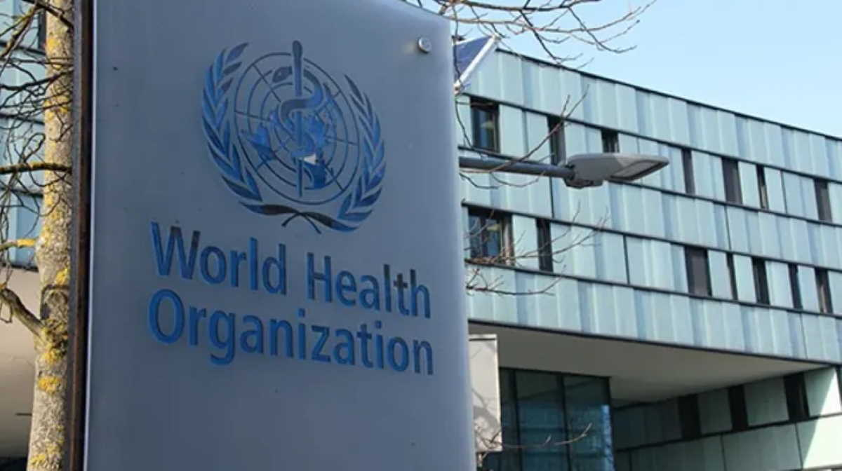 World Health Organization report