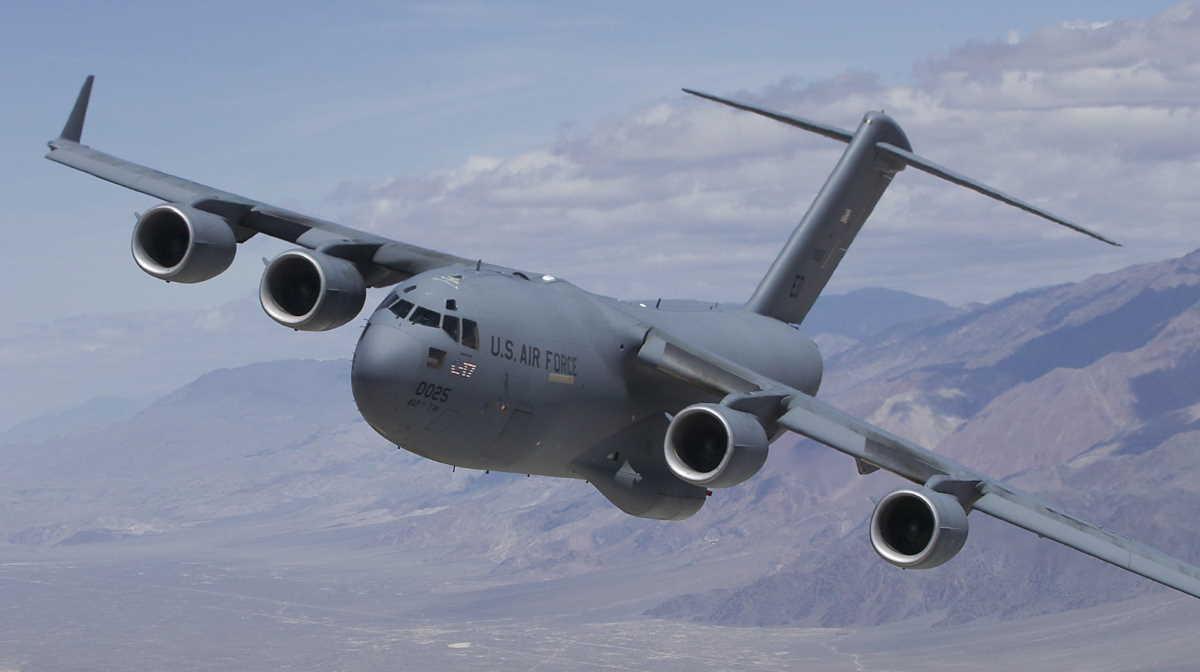 Air Force C-17 Globemaster