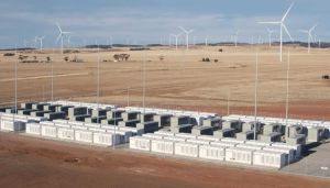 Hornsdale Power Reserve in South Australia