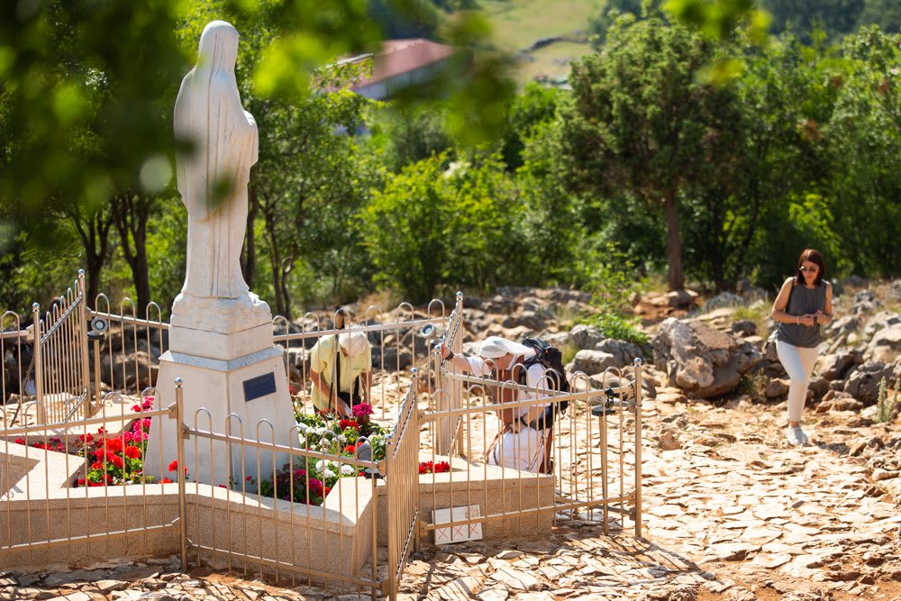 Read more about the article August 2, 2021 Reflection – Medjugorje Youth Festival, Day 2