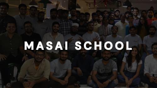 masai school intro video