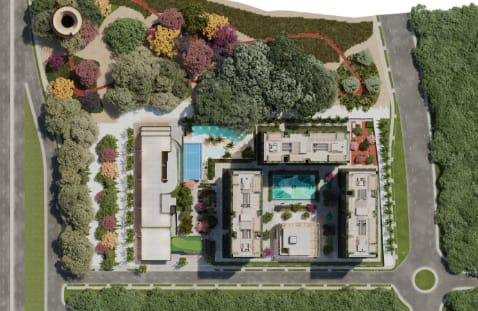 +HOUSE CAUJARAL, un proyecto pensado para deportes al aire libre