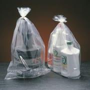 Plastpose 35 x 90 cm 30 my blk Klar