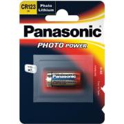 Batteri Panasonic LP lithium CR123