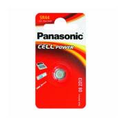 Batteri Panasonic CP sølvoksid SR44