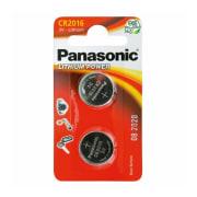 Batteri Panasonic LP lithium CR2016