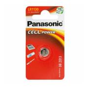 Batteri Panasonic CP alkalisk LR1130