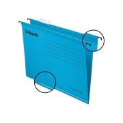 Hengemappe Esselte Classic folio blå