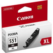 Blekk Canon CLI-551XL BK sort