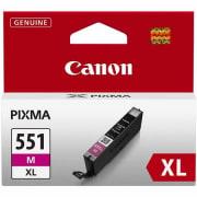 Blekk Canon CLI-551XL M rød