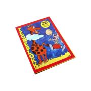 Tegneblokk A4 50 blad ass farger