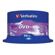 DVD+R Verbatim 4,7GB 16x spindel 50pk
