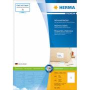 Etikett HERMA A4 199,6x289,1mm (100)