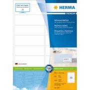Etikett HERMA A4 99,1x33,8mm (100)