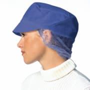 Caps Snoodcaps non-wowen blå (1000 stk)