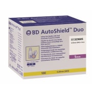 Kanyle BD Autoshield Duo 5mm 30G