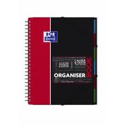 Notatbok Oxford Organiser A4+ linjert