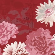 Serv. Dunisoft 40cm Autumn Floral