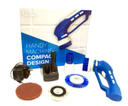 Skuremaskin Motorscrubber Handy