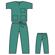 Bekledning Basic Bukse Large