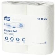 Kjøkkenrull Tork Plus hvit 39,2m 2l