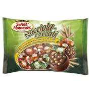 Milk chocolate boules med fyll