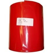 Skislange plast rød 35cmx250m