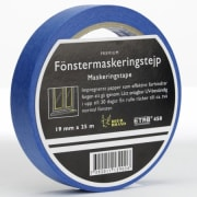 Tape maskering 25mmx25m Blå