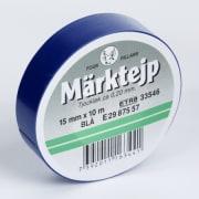 Tape elektro 15mmx10m blå