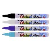 Tusj Glassboard Artline 4 farger