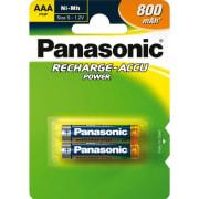 Batteri Panasonic oppladbar P03 750mAh