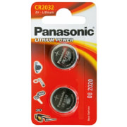 Batteri Panasonic LP lithium CR2032