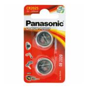 Batteri Panasonic LP lithium CR2025