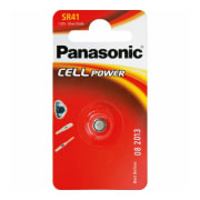 Batteri Panasonic CP sølvoksid SR41