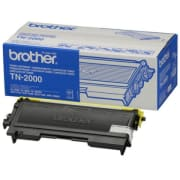 Toner Brother TN2000 sort 2,5k