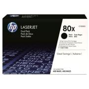Toner HP Dual Pack CF280XD sort