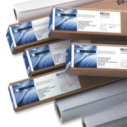 Papir HP C6020B bestrøket 90g 45,7m