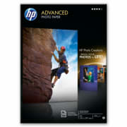 Papir HP Adv. Photo glossy A4 (25)