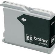 Blekk Brother LC-1000BK sort