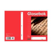 Glosebok A5 linj. 11.5mm delelinje