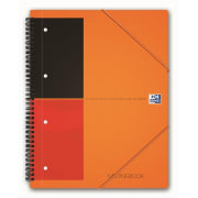 Notatbok Oxford MeetingBook A4+