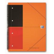 Notatbok Oxford MeetingBook A4+